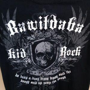 kid Rock Bawitaba T-shirt Size Small
